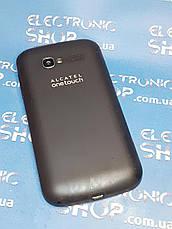 Смартфон Alcatel 5036d  б.у, фото 3