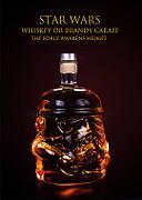 Графин для алкоголя в форме шлема штурмовика из Звездных Войн, графин Star Wars