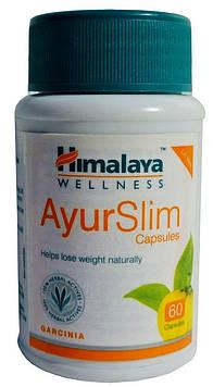Аюрслим, для похудения, AyurSlim (60cap)
