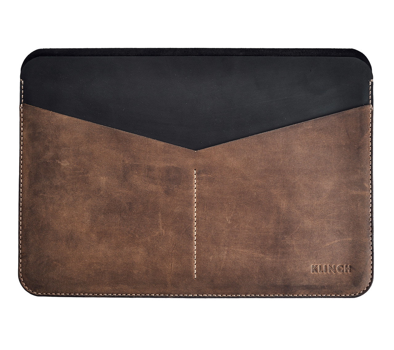 "Klinch Leather Sleeve Case чехол для MacBook Pro 15,4"" Side Cut"