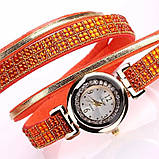 Часы наручные женские с длинным ремешком, фото 5