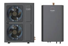 Тепловий насос AXIOMA energy Invertor+EVI AXHP-EVIDC-14, 14кВт 230В