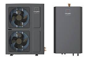Тепловий насос AXIOMA energy Invertor+EVI AXHP-EVIDC-18, 18 кВт 230В