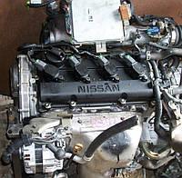 Б/у двигатель для Nissan Primera P10 P11 P12 1.6 2.0 1.8 мотор нисан примера