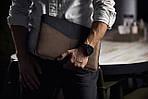 """Klinch Leather Sleeve чехол для MacBook Air 13,3"""" Side Cut, фото 5"""