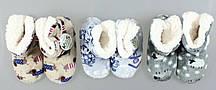 Домашние тапочки для мальчиков Mr.Pamut ,24/27-28/31-32/35 pp. {есть:24/27,28/31}