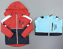 {есть:146} Куртка на флисе для мальчиков Grace, Артикул: B86403