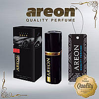 """Ароматизатор для автомобіля AREON """"Premium Perfume"""" Gold 50ml (парфуми)"""
