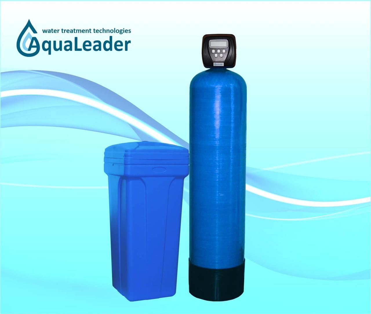 Фильтр умягчения воды FS62, Clack Corporation, USA