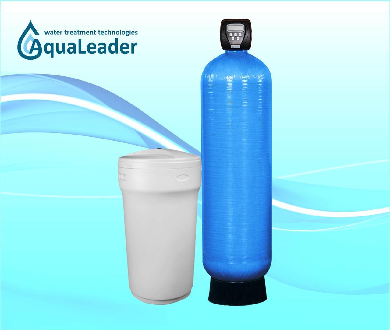Умягчитель воды для дома FS100, Clack Corporation, USA