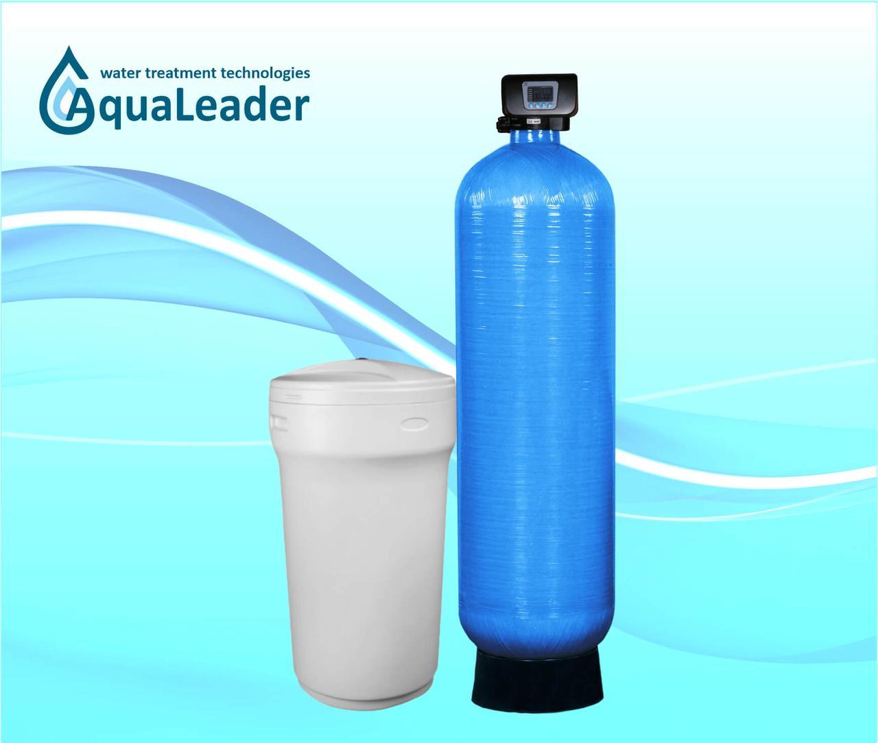 Фільтр пом'якшення води AquaLeader FS100RX