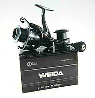Фидерная катушка Weida ( Kaida) HN50A с низкопрофильной шпулей  5+1, фото 1