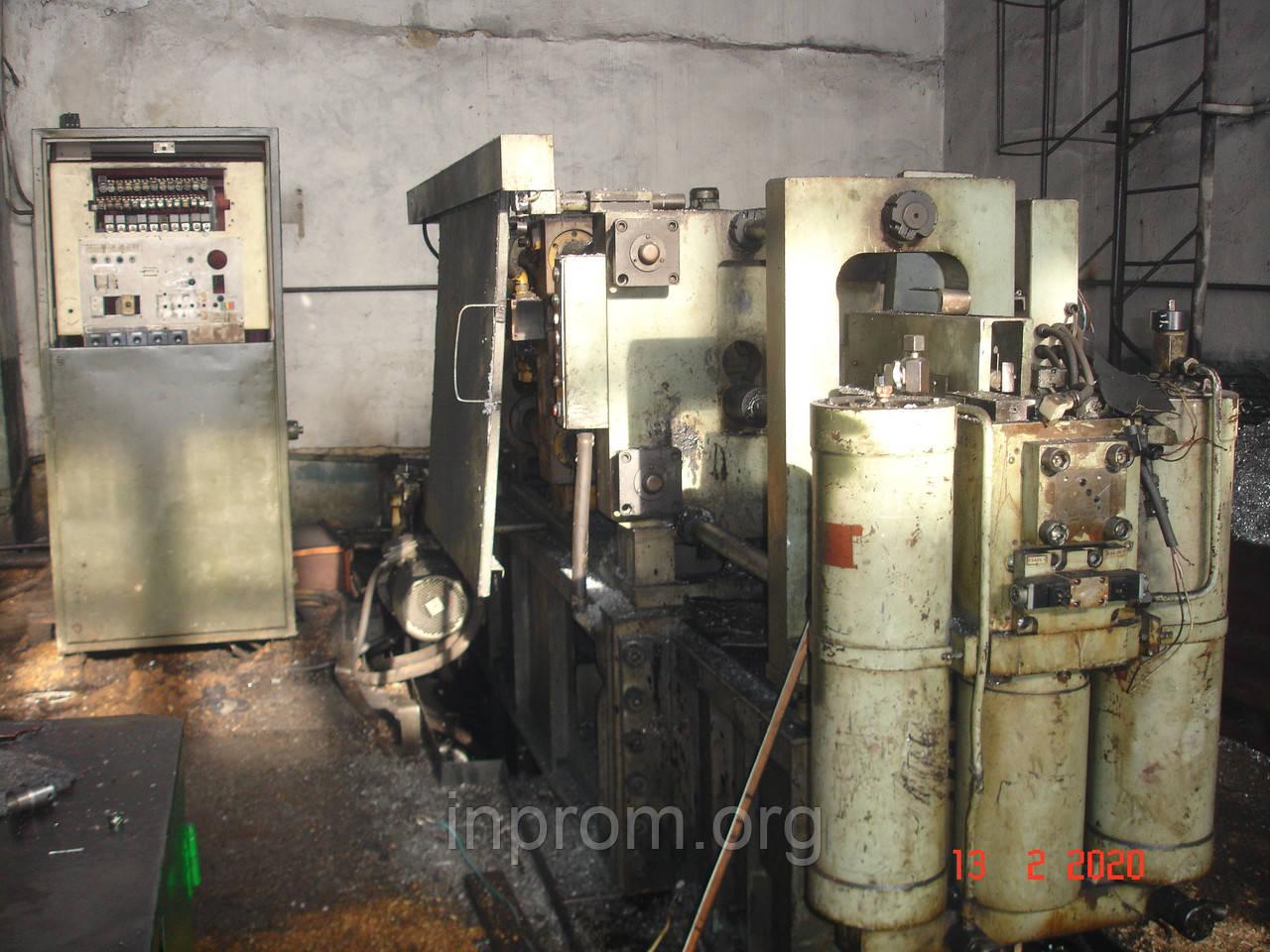 Машина для литья под давлением цветных металлов А711И07