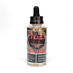 Жидкость для электронных сигарет Bad Drip Bad Apple 3 мг 60 мл
