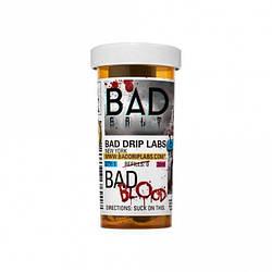 Жидкость для электронных сигарет Bad Drip Salt Bad Blood 25 мг 30 мл