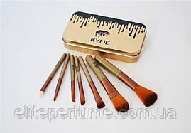 Кисті Kylie для макіяжу 7 шт