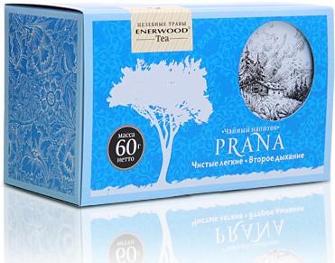 Чай «Прана» - Чистые легкие (лёгочный чай)