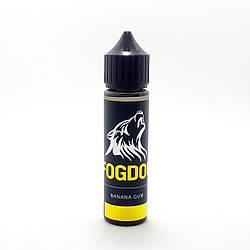 Жидкость для электронных сигарет Chicano FogDog Banana Gum 0 мг 60 мл