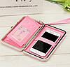 Модний жіночий гаманець клатч, Жіноче портмоне з відділенням для телефону, Гаманець для жінки, фото 3