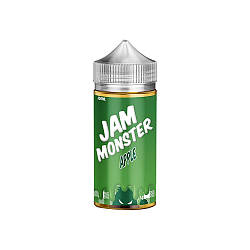 Жидкость для электронных сигарет Jam Monster Apple 3 мг 100 мл
