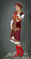 Український національний жіночий костюм № 77(44-56р.)