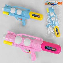 Водный пистолет 2823-18 A (36/2) 2 цвета, в кульке