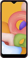 "Смартфон Samsung Galaxy A01 SM-A015 Dual Sim Red (SM-A015FZRDSEK); 5.7"" (1560х720) IPS / Qualcomm Snapdragon 439 / ОЗУ 2 ГБ / 16 ГБ встроенной +, фото 2"
