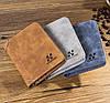Гарний якісний модний стильний гаманець, Чоловічі портмоне гаманці, Чоловічі портмоне гаманці, фото 3