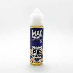 Жидкость для электронных сигарет Mad Breakfast Blueberry Pie 0 мг 60 мл