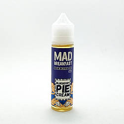 Жидкость для электронных сигарет Mad Breakfast Blueberry Pie 1.5 мг 60 мл
