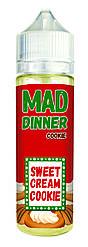 Жидкость для электронных сигарет Mad Dinner Cookie 3 мг 60 мл