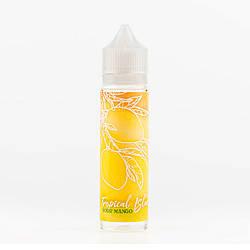 Жидкость для электронных сигарет Tropical Island Sour Mango 1.5 мг 60 мл