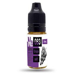 Жидкость для электронных сигарет Street Salt Grape Salt 30 мг 20 мл