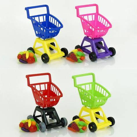 "Гр Тележка ""Супермаркет с фруктами"" 693 В-3 (10) ""ORION"", фото 2"