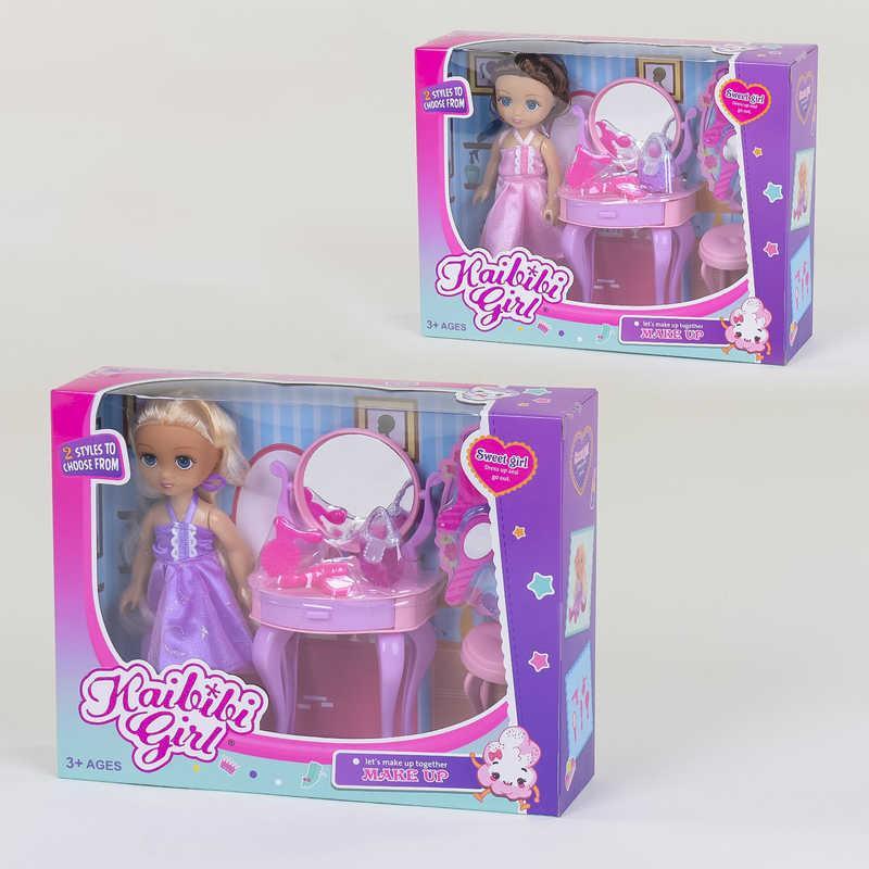 Кукла BLD 231 (96/2) 2 вида, с аксессуарами, в коробке