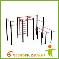 Детские спортивные площадки Геракл