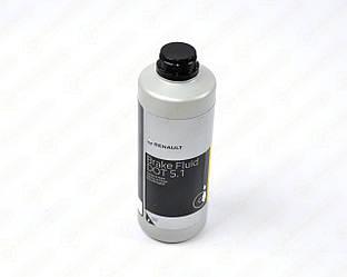 Гальмівна рідина RENAULT (0.5 L) BRAKE FLUID DOT 5.1 — Renault (Оригінал) - 7711575552