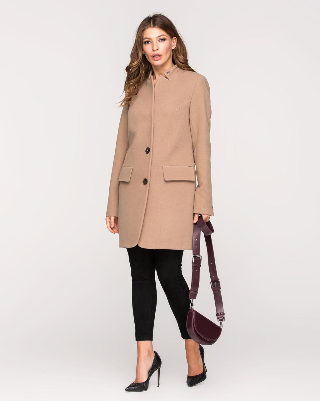 Пальто-піджак кашемір з 42 по 48 р. Весна 2020