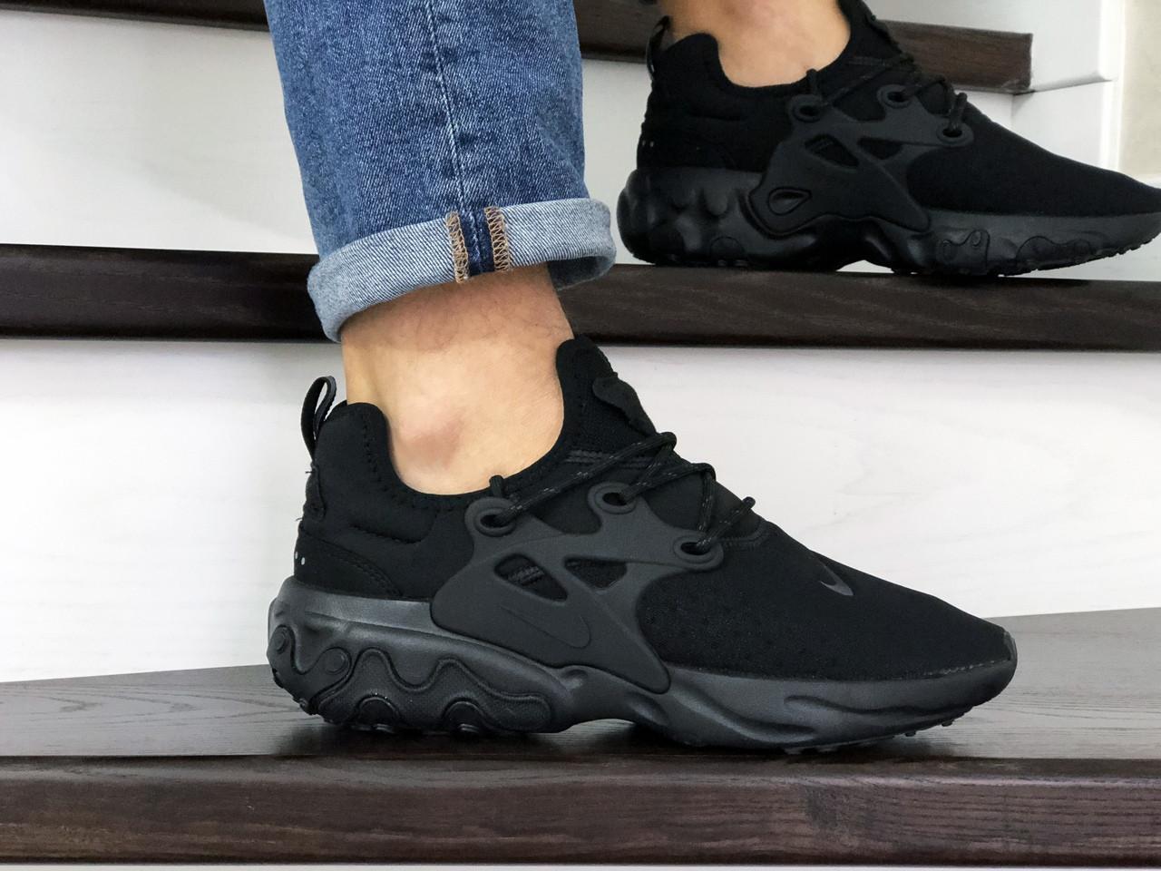 Кроссовки мужские Nike React Presto черные