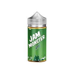 Жидкость для электронных сигарет Jam Monster Apple 0 мг 100 мл