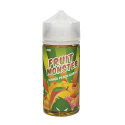 Жидкость для электронных сигарет Fruit Monster Mango Peach Guava 0 мг 100 мл