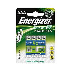 Аккумулятор Energizer Recharge Power Plus 700 мАч блистер 4 шт