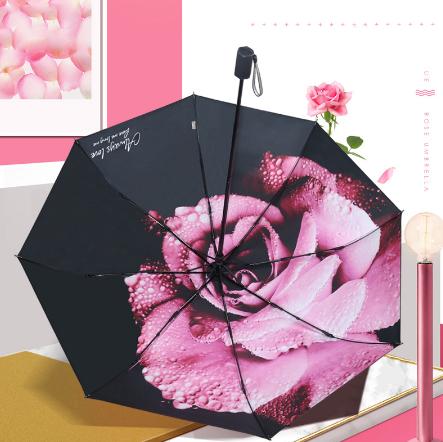 Полуавтоматические зонты