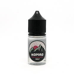 Жидкость для электронных сигарет NOMAD Salt Sour Cherry Roads 25 мг 30 мл