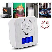 Датчик угарного газа бытовой - сигнализатор чадного газа CO Fuers JK501