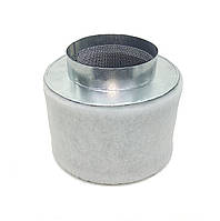 Фильтр угольный для вентиляции Fresh Air 125/125 (80-100 м3).