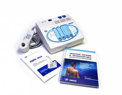 Аппарат магнито-инфракрасный лазерный терапевтический Рикта 04/4 Праймед