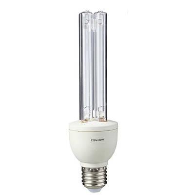 Лампа бактерицидная 25W E27 (Дезар-801/802) Праймед