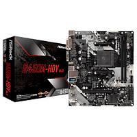 MB ASRock B450M-HDV R4.0 Socket AM4