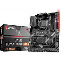 MB MSI B450 TOMAHAWK MAX - AMD B450/SAM4 / ATX / 1 x PCI-Eх 2.0 x16